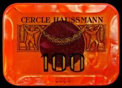 CERCLE HAUSSMANN 100