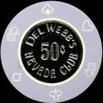 DEL WEBB'S 50 c