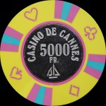 CANNES 5000 Fr