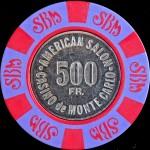 SBM Monte Carlo 500 Fr