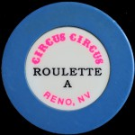 CIRCUS CIRCUS A Roulette