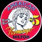 FLAMINGO HILTON 5 $ Dean Martin