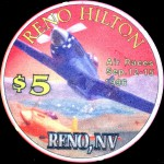 HILTON 5 $