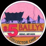 BALLY'S 5 $
