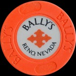 BALLY'S RENO Roulette orange