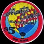 MONTE CARLO RENO 5 $ racing