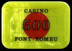 FONT ROMEU 500