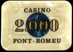 FONT ROMEU 2 000