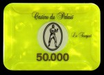 LE TOUQUET Le Palais 50 000