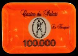 LE TOUQUET Le Palais 100 000