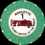 FIESTA 1 ROULETTE