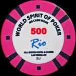 World Spirit Of Poker 500