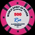 World Spirit Of Poker 500