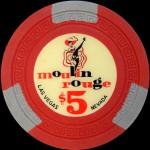 MOUIN ROUGE 5 $