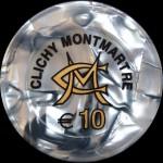 CLICHY MONTMARTRE 10.00 €