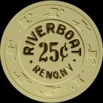 RIVERBOAT 25 c