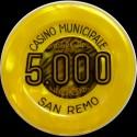 SAN REMO 5 000