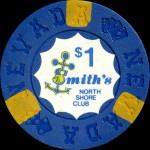 SMITH'S NORTH SHORE CLUB LAKE TAHOE 1 $