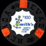 SMITH'S NORTH SHORE CLUB LAKE TAHOE 100 $