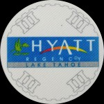 HYATT REGENCY III ROULETTE LAKE TAHOE