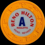 RENO HILTON  A ROULETTE