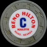 RENO HILTON C ROULETTE