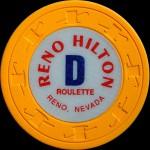 RENO HILTON D ROULETTE