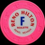 RENO HILTON F ROULETTE