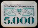BESANCON 5 000
