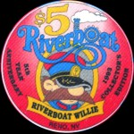 RIVERBOAT 5 $