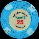 HARRAHS 25 C