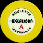 EXCALIBUR 4 ROULETTE