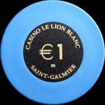 ST GALMIER 1€