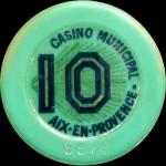 AIX EN PROVENCE 10 Vert