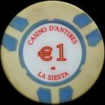 LA SIESTA 1 €