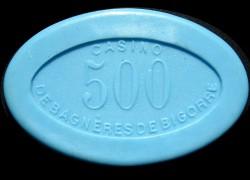 BAGNERES DE BIGORRE 500