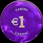 CARNAC 1 €