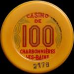 CHARBONNIERES LES BAINS 100