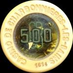 LE LYON VERT 500
