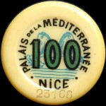 PALAIS MEDITERRANEE 100