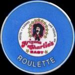 ARIZONA CHARLIE'S Roulette Bleu