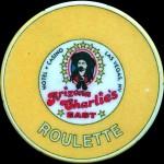 ARIZONA CHARLIE'S EAST Roulette Jaune