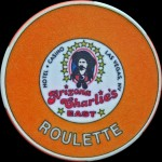 ARIZONA CHARLIE'S Roulette Orange