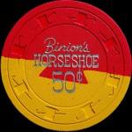 BINION'S 50 c