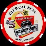 CLUB CAL NEVA 5 $