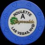 FITZGERALDS Roulette A