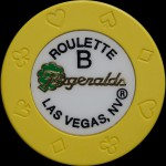 FITZGERALDS Roulette B
