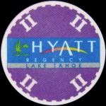 HYATT REGENCY II ROULETTE LAKE TAHOE