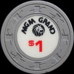 MGM GRAND 1 $