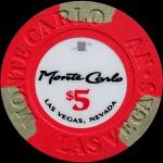 MONTE CARLO 5 $